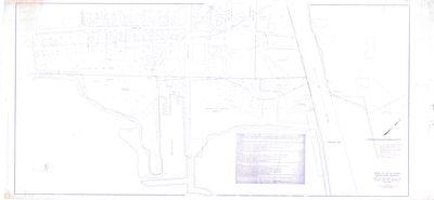 Survey of City of Alpena Waterfront Property (1959)