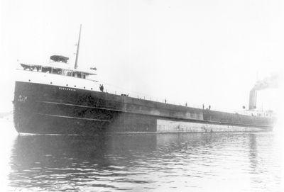 WISCONSIN (1904, Bulk Freighter)