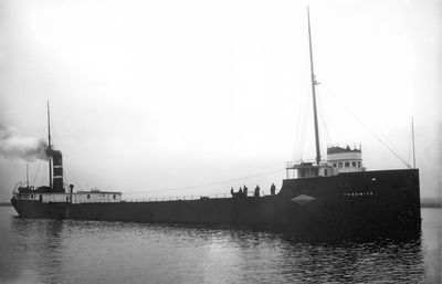 YOSEMITE (1901, Bulk Freighter)