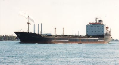 ZIEMIA CHELMINSKA (1984, Ocean Freighter)