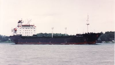 ZIEMIA LODZKA (1992, Ocean Freighter)