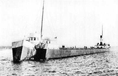 EUGENE ZIMMERMAN (1906, Bulk Freighter)