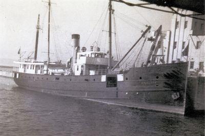 HYACINTH (1903, Lighthouse Tender)