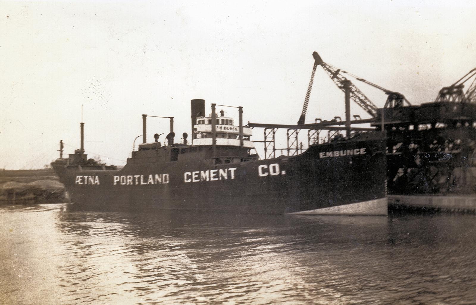 MONTFAUCON (1920, Bulk Freighter)