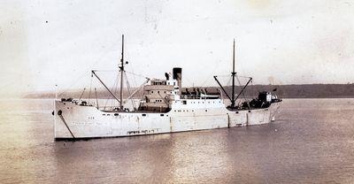 LAKE FROHNA (1919, Bulk Freighter)