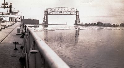 Duluth Aerial Bridge