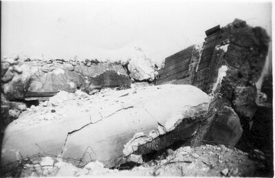 085 War destruction