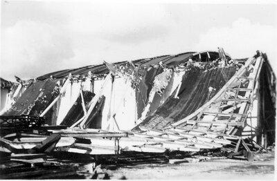 086 Building damage