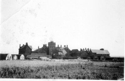 087 Hospital at Porthcawl, Wales