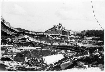 091 Building destruction
