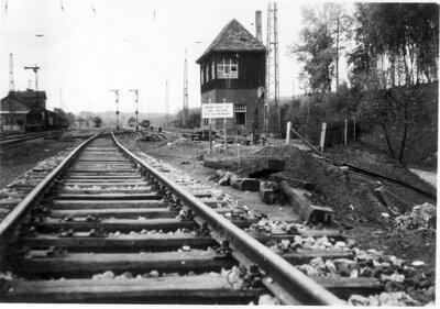 096 Railroad reconstruction