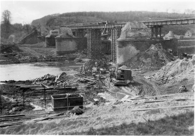 099 Bridge reconstruction