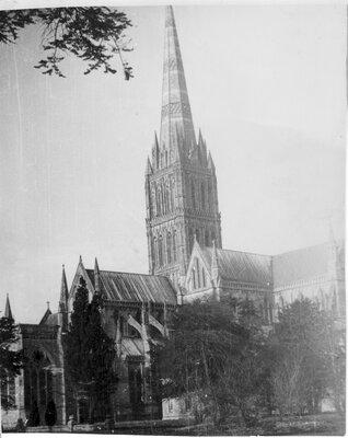 113 Salisbury Cathedral, England