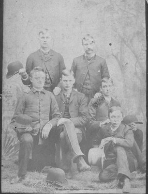 Photographs of Unidentified People