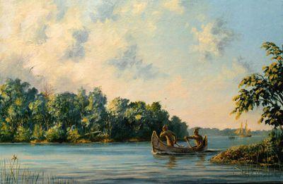 Downriver despatches, 1812