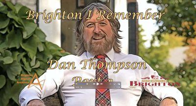 BIR - Dan Thompson - Part 2