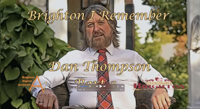 BIR - Dan Thompson - Part 3