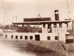 The Steamer Glenada at Dock, circa 1921