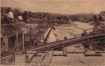 On the Galna Bridge, Burk's Falls, circa 1925