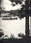 The Armour Going Down the Magnetawan River, circa 1920