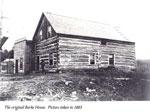 The Original Burke House, 1883.