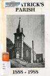 Saint Patrick's Parish, Kearney Ontario, 1888-1988