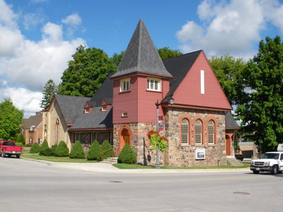 120 Cayley Street - Walkerton Baptist Church