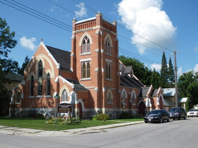 305 Colborne Street - St. Thomas Anglican Church