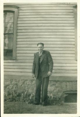 Unidentified Sloman relative [n.d.]