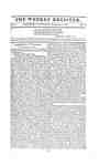 The Weekly Register - November 1811