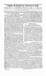 The Weekly Register - April 1813