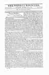 The Weekly Register - June 1813
