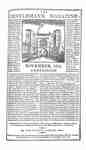 The Gentleman's Magazine and Historical Chronicle - 1812 November