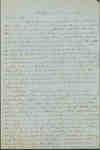 Manuscript of James Cummings- August 28, 1860