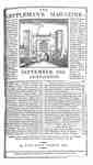 The Gentleman's Magazine and Historical Chronicle - 1813 September