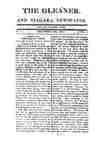 The Gleaner and Niagara Newspaper, December 18th, 1817