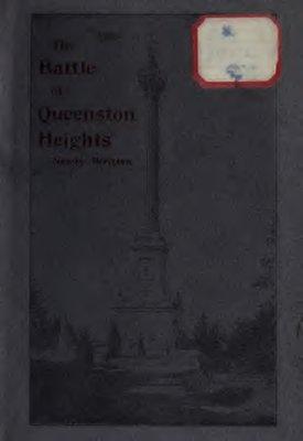 The Battle of Queenston Heights, Oct. 13, 1812