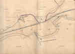 Second Welland Canal - Book 1, Survey Map 5 - Through Grantham Township