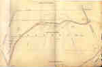Second Welland Canal - Book 1, Survey Map 15 - Hydraulic Race and Aqueduct in Grantham