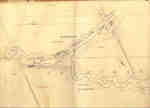 Second Welland Canal - Book 2, Survey Map 1 - Locks 5, 6 and 7 in Grantham