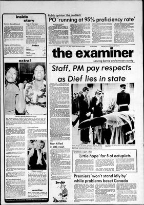Barrie Examiner, 17 Aug 1979