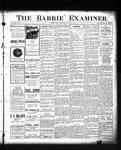 Barrie Examiner28 Jun 1906