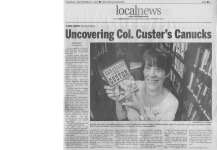 Uncovering Col. Custer's Canucks