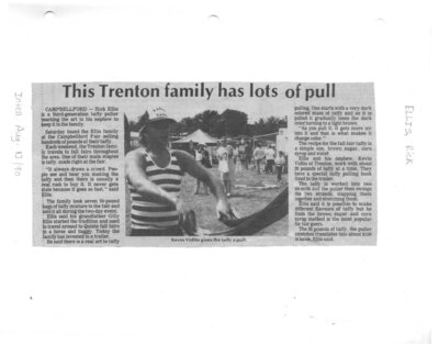 This Trenton family has lots of pull