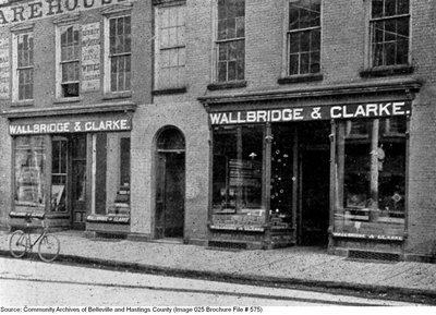 Wallbridge & Clarke Grocery