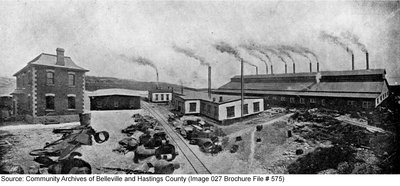 Belleville Iron and Horseshoe Co. Limited