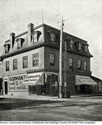Gorman's Shoe Store