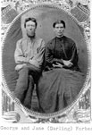 George and Jane (Darling) Forbes
