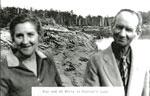 May and Ed White at Martin's Lake