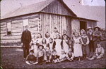 Edgington School 1892